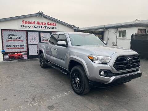 2019 Toyota Tacoma for sale at Speed Auto Sales in El Cajon CA