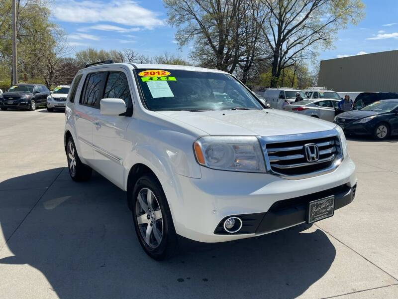 2012 Honda Pilot for sale at Zacatecas Motors Corp in Des Moines IA
