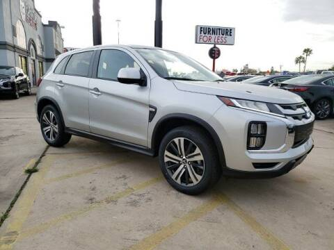 2020 Mitsubishi Outlander Sport for sale at All Star Mitsubishi in Corpus Christi TX