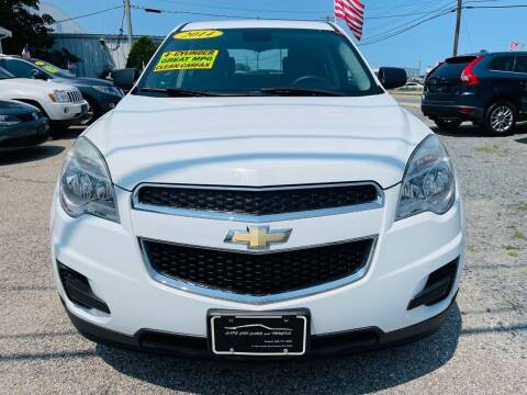 2014 Chevrolet Equinox for sale at Cape Cod Cars & Trucks in Hyannis MA