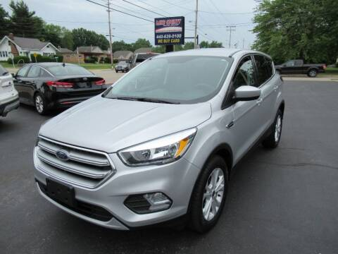 2017 Ford Escape for sale at Lake County Auto Sales in Painesville OH