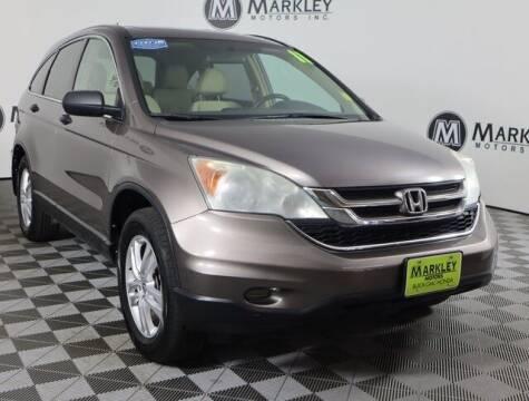 2011 Honda CR-V for sale at Markley Motors in Fort Collins CO
