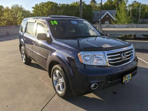 2014 Honda Pilot for sale at QC Motors in Fayetteville AR