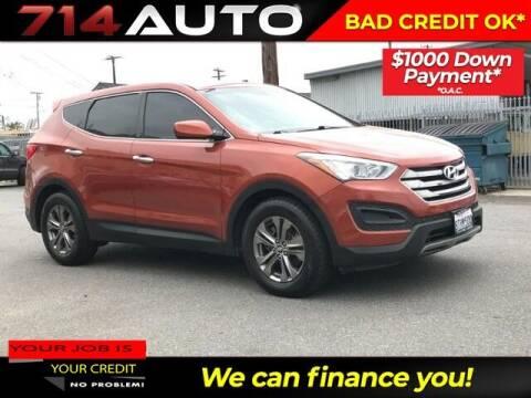 2015 Hyundai Santa Fe Sport for sale at 714 Auto in Orange CA