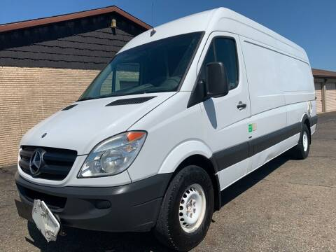 2011 Mercedes-Benz Sprinter Cargo for sale at Prime Auto Sales in Uniontown OH