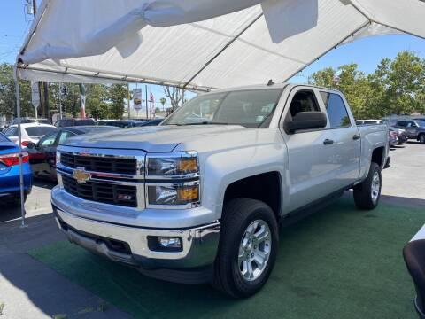 2014 Chevrolet Silverado 1500 for sale at San Jose Auto Outlet in San Jose CA