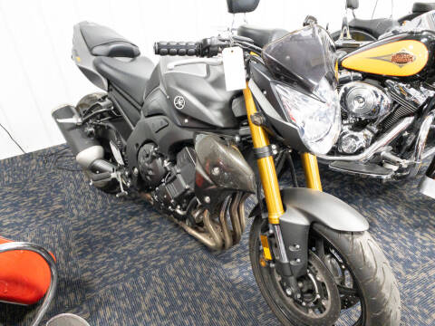 2012 Yamaha FZ8 for sale at SEMPER FI CYCLE in Tremont IL