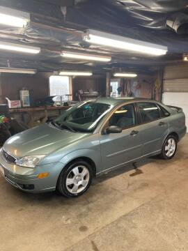 2005 Ford Focus for sale at Lavictoire Auto Sales in West Rutland VT