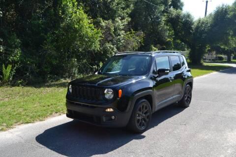 2018 Jeep Renegade for sale at Car Bazaar in Pensacola FL