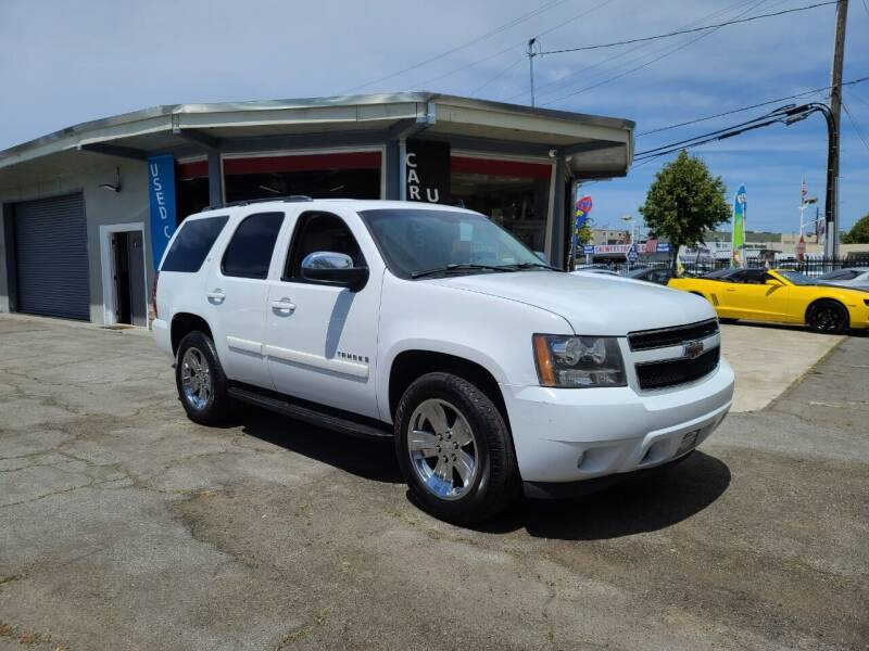2008 Chevrolet Tahoe for sale at Imports Auto Sales & Service in San Leandro CA