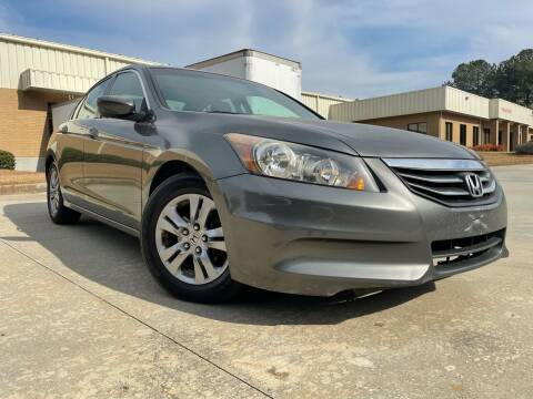 2011 Honda Accord for sale at el camino auto sales - Global Imports Auto Sales in Buford GA