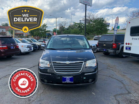 2008 Chrysler Town and Country for sale at E H Motors LLC in Milwaukee WI