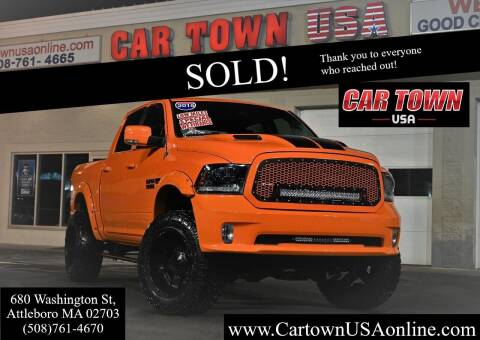 2015 RAM Ram Pickup 1500 for sale at Car Town USA in Attleboro MA