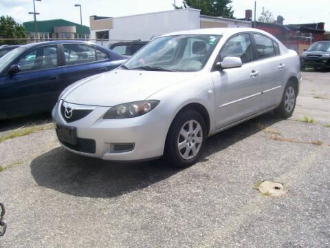 2007 Mazda MAZDA3 for sale at Dambra Auto Sales in Providence RI