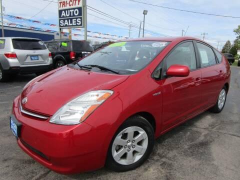 2009 Toyota Prius for sale at TRI CITY AUTO SALES LLC in Menasha WI