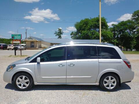 2008 Nissan Quest for sale at Space & Rocket Auto Sales in Meridianville AL
