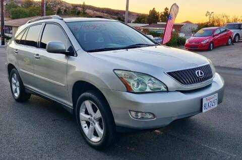 2004 Lexus RX 330 for sale at Apollo Auto El Monte in El Monte CA