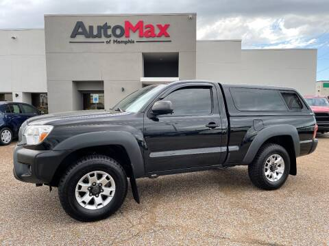 2014 Toyota Tacoma for sale at AutoMax of Memphis - V Brothers in Memphis TN
