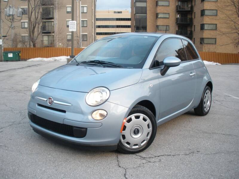 2014 FIAT 500 for sale at Autobahn Motors USA in Kansas City MO
