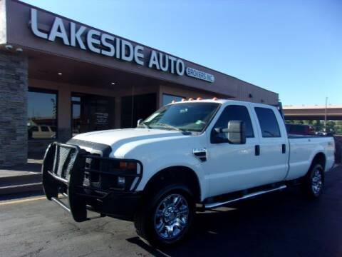 2008 Ford F-350 Super Duty for sale at Lakeside Auto Brokers Inc. in Colorado Springs CO