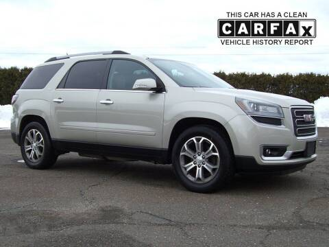 2014 GMC Acadia for sale at Atlantic Car Company in East Windsor CT