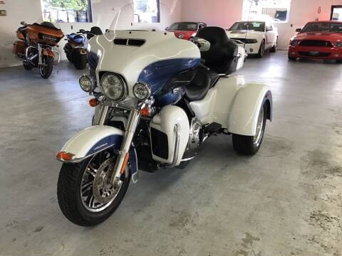 2015 Harley Davison Tri Glide for sale at Stakes Auto Sales in Fayetteville PA