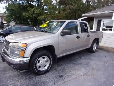2004 Chevrolet Colorado for sale at Good To Go Auto Sales in Mcdonough GA