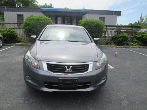 2009 Honda Accord for sale at Olde Mill Motors in Angier NC