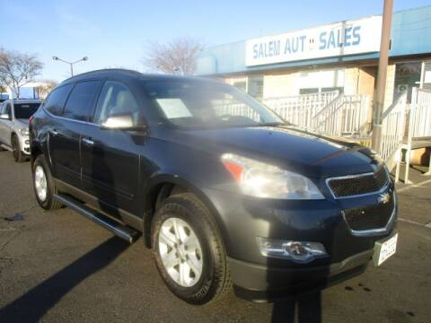 2011 Chevrolet Traverse for sale at Salem Auto Sales in Sacramento CA