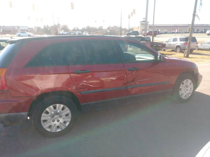 2006 Chrysler Pacifica for sale at Granite Motor Co 2 in Hickory NC