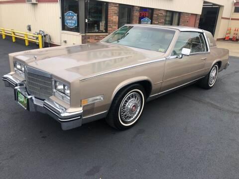 1985 Cadillac Eldorado for sale at MR Auto Sales Inc. in Eastlake OH