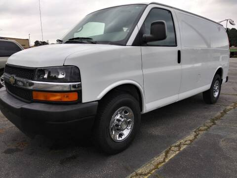 2010 Chevrolet Express Cargo for sale at PENDERGRASS PUBLIC AUTO AUCTION in Pendergrass GA