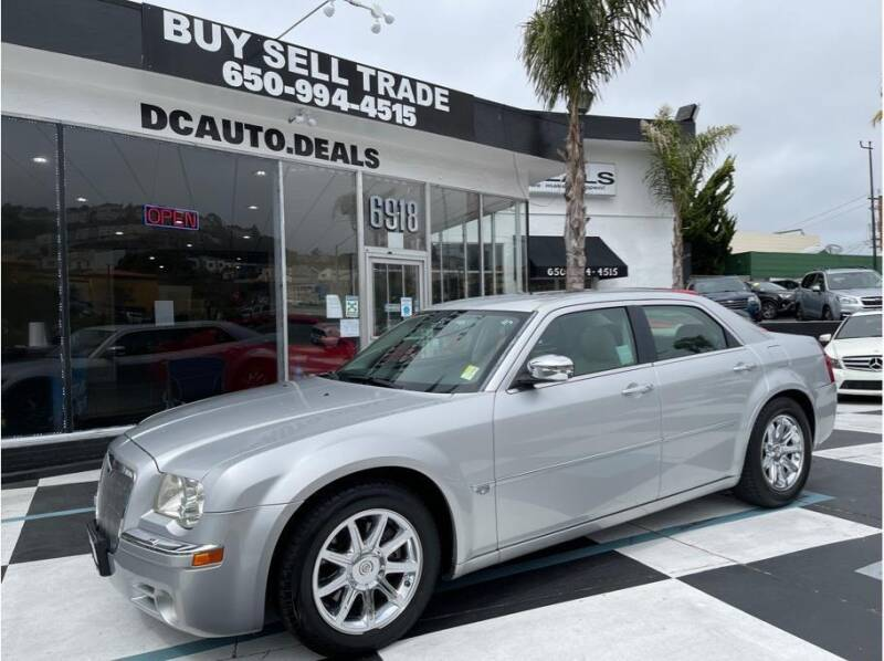 2006 Chrysler 300 for sale at AutoDeals in Daly City CA