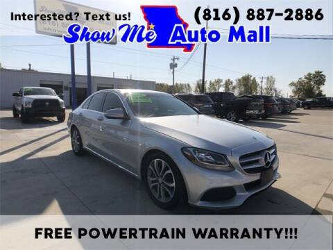 2015 Mercedes-Benz C-Class for sale at Show Me Auto Mall in Harrisonville MO