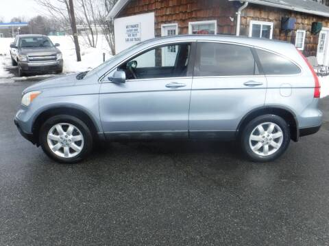 2008 Honda CR-V for sale at Trade Zone Auto Sales in Hampton NJ