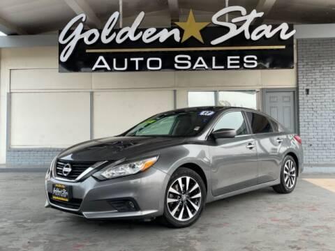 2017 Nissan Altima for sale at Golden Star Auto Sales in Sacramento CA