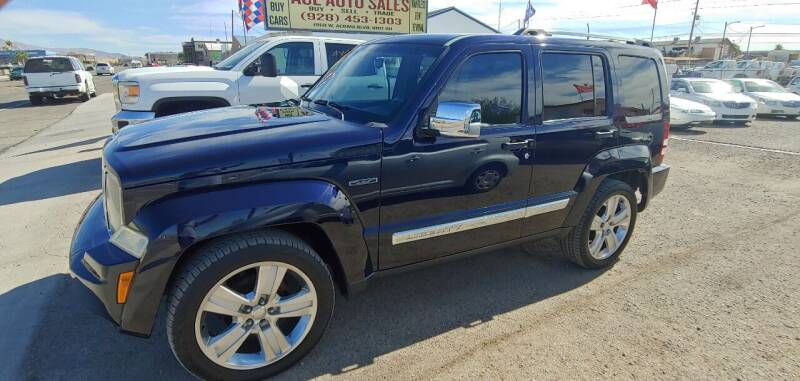 2011 Jeep Liberty for sale at ACE AUTO SALES in Lake Havasu City AZ
