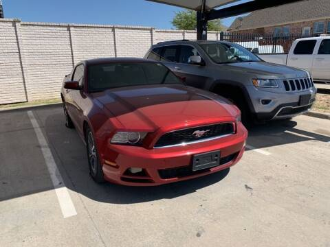 2014 Ford Mustang for sale at Excellence Auto Direct in Euless TX