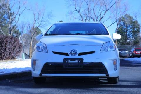 2015 Toyota Prius for sale at Global Automotive Imports of Denver in Denver CO