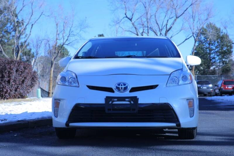 2015 Toyota Prius for sale at Global Automotive Imports in Denver CO