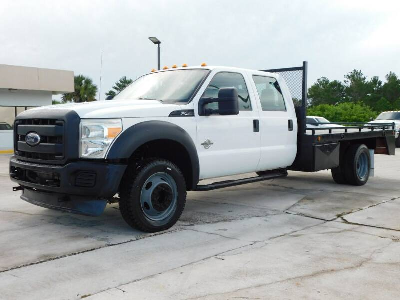 2012 Ford F-450 Super Duty for sale in Fort Pierce, FL