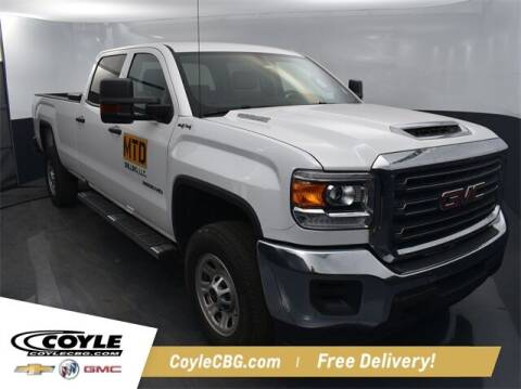 2019 GMC Sierra 2500HD for sale at COYLE GM - COYLE NISSAN in Clarksville IN
