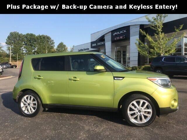 2017 Kia Soul for sale at Mark Sweeney Buick GMC in Cincinnati OH