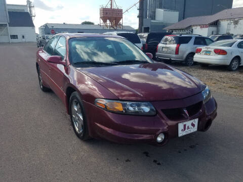 2004 Pontiac Bonneville for sale at J & S Auto Sales in Thompson ND