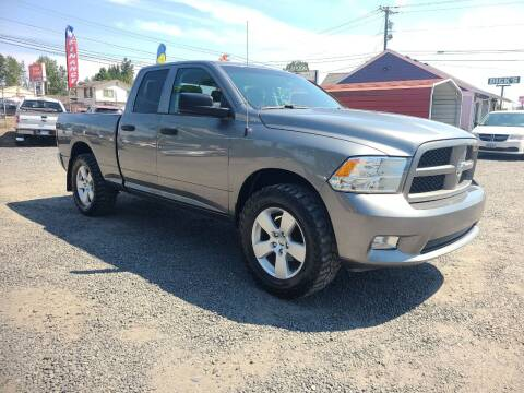2012 RAM Ram Pickup 1500 for sale at Universal Auto Sales in Salem OR
