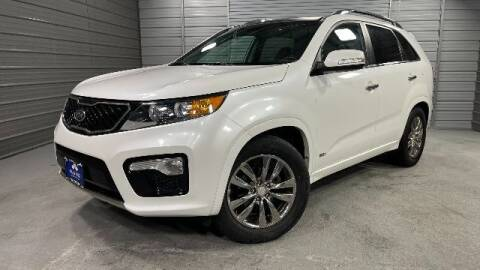 2013 Kia Sorento for sale at TRUST AUTO in Sykesville MD