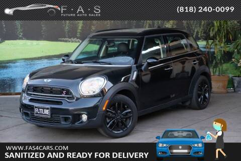 2015 MINI Countryman for sale at Best Car Buy in Glendale CA