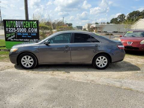 2007 Toyota Camry Hybrid for sale at AutoBuyCenter.com in Summerville SC