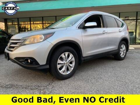 2012 Honda CR-V for sale at Action Auto Specialist in Norfolk VA