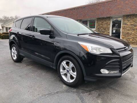 2015 Ford Escape for sale at Approved Motors in Dillonvale OH